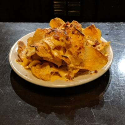 Dublin-Pub Chips served at brockway irish pub in carmel