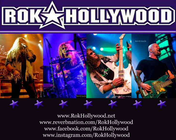 Rok Hollywood coming to Brockway Pub June 1st